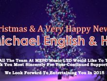 Happy Christmas From Michael English