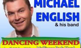 Michael English Dancing Weekend – Mullingar April 15-17th 2016