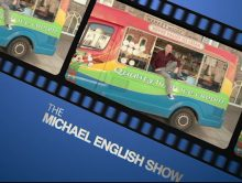 CHECK OUT OUR TV SHOW *THE MICHAEL ENGLISH SHOW*