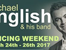 MICHAEL ENGLISH DANCING WEEKEND MULLINGAR