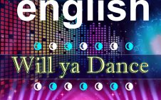 MICHAEL ENGLISH – WILL YA DANCE