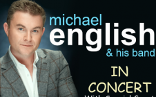 MICHAEL ENGLISH – IRISH CONCERT TOUR 2017