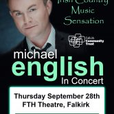 UK CONCERT TOUR – FALKIRK TOWN HALL, FALKIRK