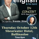 IRISH CONCERT TOUR – THE SHEARWATER HOTEL, BALLINASLOE