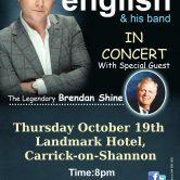 IRISH CONCERT TOUR – THE LANDMARK HOTEL, CARRICK-ON-SHANNON