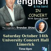 IRISH CONCERT TOUR – UNIVERSITY CONCERT HALL, LIMERICK