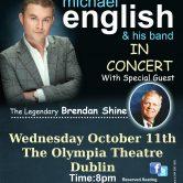 IRISH CONCERT TOUR – THE OLYMPIA THEATRE, DUBLIN