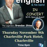 IRISH CONCERT TOUR – CHARLEVILLE PARK HOTEL, CHARLEVILLE