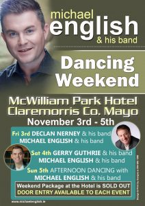 michael english claremorris poster 2017 UPDATED