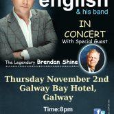 IRISH CONCERT TOUR – GALWAY BAY HOTEL, GALWAY