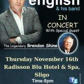 IRISH CONCERT TOUR – RADISSON BLU HOTEL, SLIGO