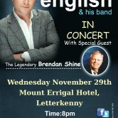 IRISH CONCERT TOUR – MOUNT ERRIGAL HOTEL (RESCHEDULED)