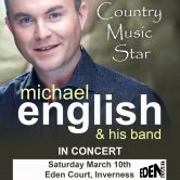 UK CONCERT TOUR – EDEN COURT, INVERNESS