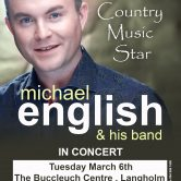 UK CONCERT TOUR – BUCCLEUCH CENTRE, LANGHOLM (SOLD OUT)