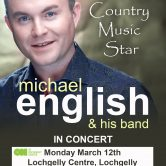 SCOTTISH CONCERT TOUR – LOCHGELLY CENTRE, LOCHGELLY