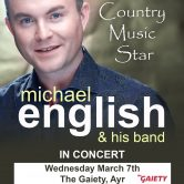 UK CONCERT TOUR – THE GAIETY THEATRE, AYR, AYRSHIRE