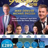 DANCE – PAUL CLAFFEY TOURS, RADISSON BLU HOTEL, GLASGOW
