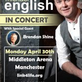 UK CONCERT TOUR – MIDDLETON ARENA, MANCHESTER