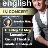 UK CONCERT TOUR – LANCASTER GRAND THEATRE, LANCASTER