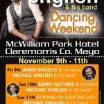 michael english Claremorris Weekend