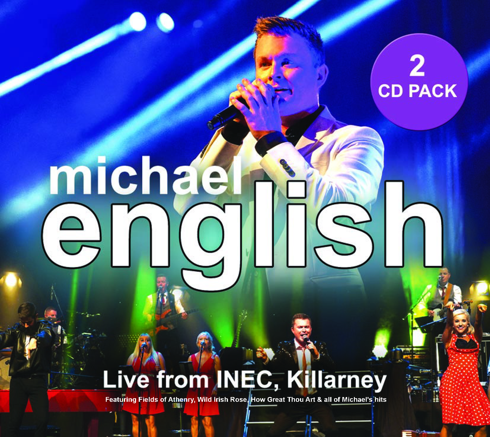 New Cd Live From Inec Killarney Double Al