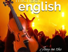 JOEY ON THE FIDDLE – NEW SINGLE FROM MICHAEL ENGLISH
