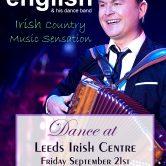 UK TOUR – DANCE – LEEDS IRISH CENTRE, LEEDS