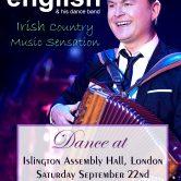 UK TOUR – DANCE – ISLINGTON ASSEMBLY HALL, LONDON