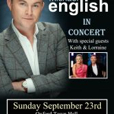 UK CONCERT TOUR – OXFORD TOWN HALL, OXFORD