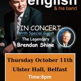 IRISH CONCERT TOUR – ULSTER HALL, BELFAST