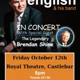 IRISH CONCERT TOUR – T.F. ROYAL THEATRE, CASTLEBAR