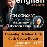 IRISH CONCERT TOUR – CORK OPERA HOUSE, CORK CITY