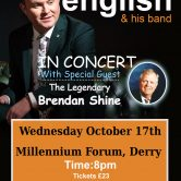 IRISH CONCERT TOUR – MILLENNIUM FORUM, DERRY CITY