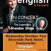 IRISH CONCERT TOUR – RIVERSIDE PARK HOTEL, ENNISCORTHY