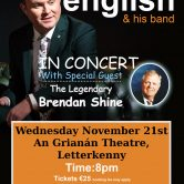 IRISH CONCERT TOUR – AN GRIANÁN THEATRE, LETTERKENNY