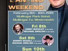 MICHAEL ENGLISH – MULLINGAR DANCING WEEKEND