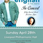 UK CONCERT TOUR – LIVERPOOL PHILHARMONIC HALL