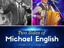NEW DOUBLE SINGLE RELEASE FROM MICHAEL ENGLISH