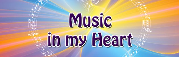 MUSIC IN MY HEART – NEW SINGLE FROM MICHAEL ENGLISH