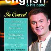 CONCERT – ST. MICHAEL'S THEATRE, NEW ROSS, CO. WEXFORD