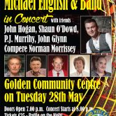 GUEST SPOT – TIPP MID WEST RADIO CONCERT, GOLDEN, CO. TIPPERARY