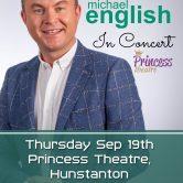 ENGLAND TOUR – CONCERT – PRINCESS THEATRE, HUNSTANTON