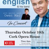 IRISH CONCERT TOUR – CORK OPERA HOUSE, CORK