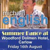 DANCE – WOODFORD DOLMEN HOTEL, CARLOW TOWN