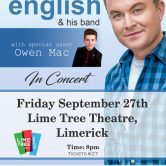 IRISH CONCERT TOUR – LIME TREE THEATRE, LIMERICK