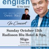 IRISH CONCERT TOUR – RADISSON HOTEL, SLIGO