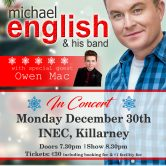 IRISH CONCERT TOUR – INEC, KILLARNEY, CO. KERRY