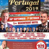 DANCE – PAUL CLAFFEY TOURS, ALBUFEIRA, PORTUGAL (Private Function)