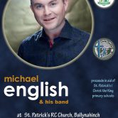CHURCH CONCERT – ST. PATRICKS CHURCH, BALLINAHINCH, CO. DOWN
