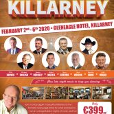 DANCE – PAUL CLAFFEY TOURS, GLENEAGLE HOTEL, KILLARNEY